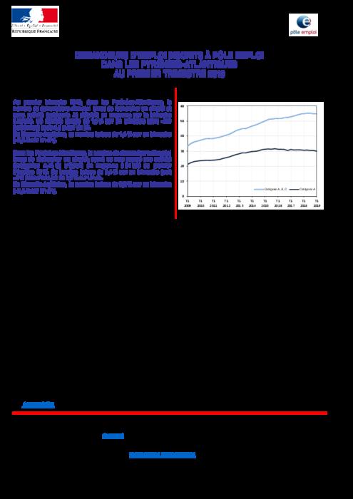 a84578deaa4 Communiqué de presse départemental sur le marché du travail - MARS 2019